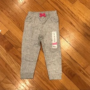 Baby jogging pants